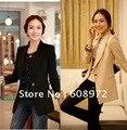 2012 marca excelente calidad, estilo OL para mujer elegantes blazer, la chaqueta de moda