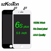 Quality Original SZKOSTON LCD Display For iPhone 6 6s 6s plus Touch Screen Digitizer Frame Full Set Assembly Replacement