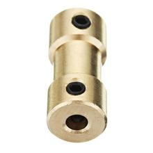 Coupling-Connector Shaft Cnc Router Eleksmill DANIU Motor for Engraver 1pc Brass
