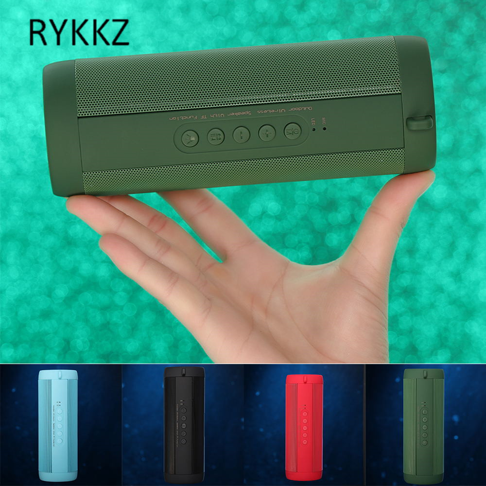 New T2 outdoor waterproof Bluetooth wireless Bluetooth subwoofer outdoor portable card gift speaker