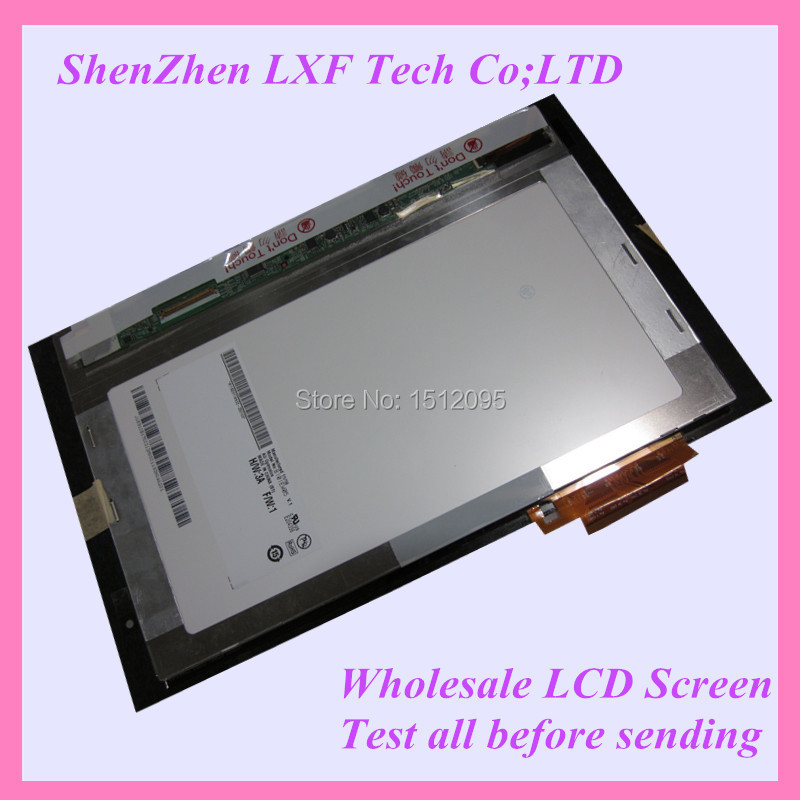 10.1 Lcd screen with touch digitizer B101EW05 V.1 For Acer A500 W500 lcd assembly