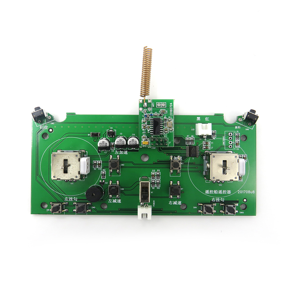 Buy Rc Transmitter Circuit And Get Free Shipping On Integrated Circuit4558d Ic Circuitintegrated Circuits