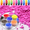 1 Set 12 Boxes Thermal Pigment 1g Temperature Color Change Holographic Nail Art Glitter Gradient Powder