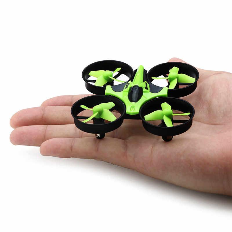 Eachine E010 ミニ 2.4 グラム 4CH 6 軸 3D ヘッドレスモードメモリ機能 RC Quadcopter RTF RC 小型ギフトプレゼント子供のおもちゃ