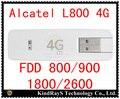 Разблокировать Alcatel L800 150 Мбит USB 4 г lte Модем 4 Г LTE FDD 800/900/1800/2600 4 г lteDongle