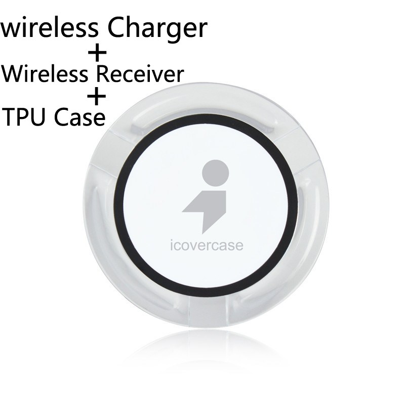 New Safe QI Wireless Charger For Oneplus 5 5T 5 T Case Cover Wireless Charger Power