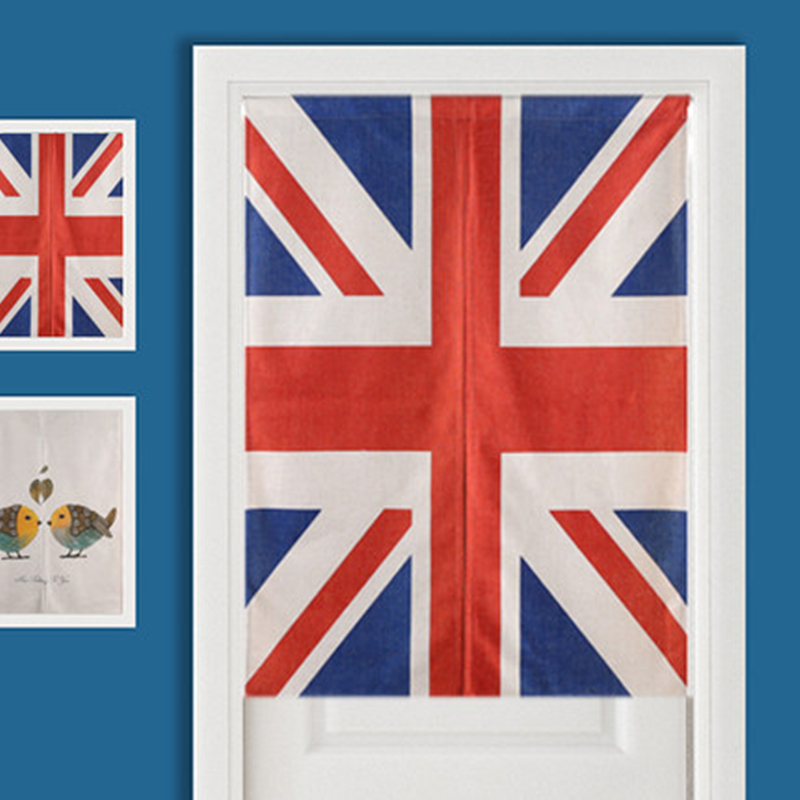 Fine Quality Black White London Union Jack Flag Runner and Rug fast shipping