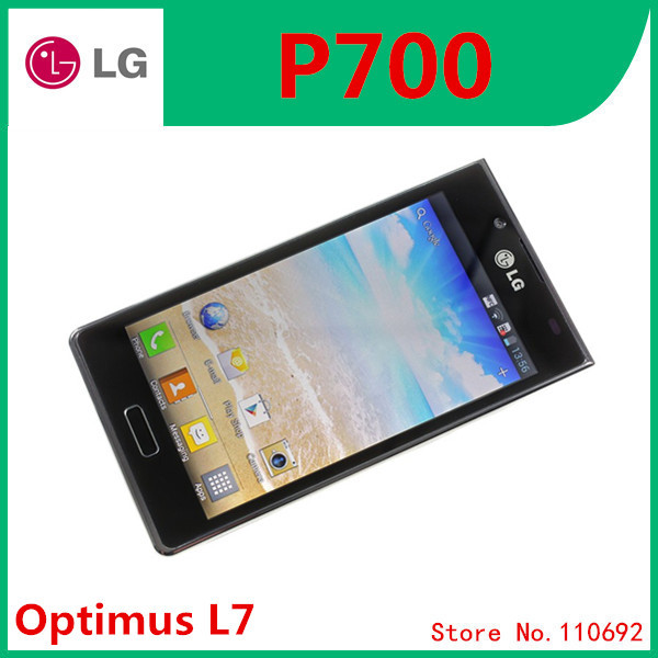 original unlocked lg optimus l7 lg p700 mobile phone 4 3 touch rh aliexpress com