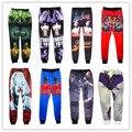 autumn fashion new pants 3D Character print tupac 2pac/Marilyn Monroe casual sweatpants Men Women trousers plus size S-XXL
