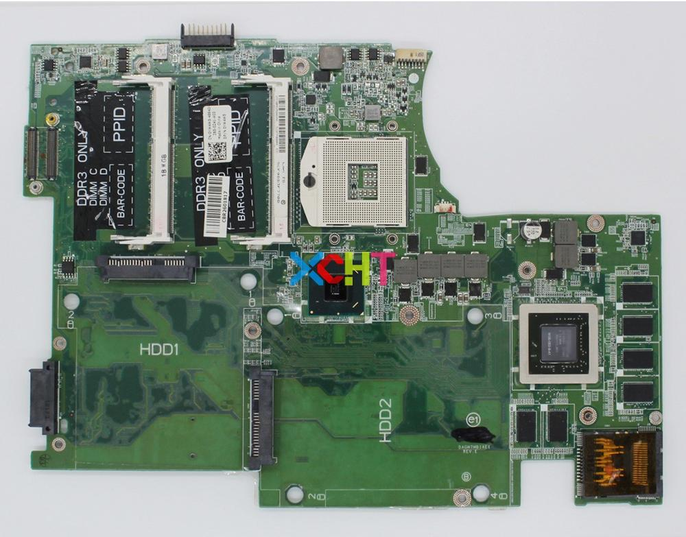for Dell XPS L702X CN-0YW4W5 0YW4W5 YW4W5 DAGM7MB1AE1 Laptop Motherboard Mainboard Testedfor Dell XPS L702X CN-0YW4W5 0YW4W5 YW4W5 DAGM7MB1AE1 Laptop Motherboard Mainboard Tested