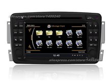 For Mercedes Benz C Class W203 2001~2004 – Car GPS Navigation System + Radio TV DVD iPod BT 3G WIFI HD Screen Multimedia System