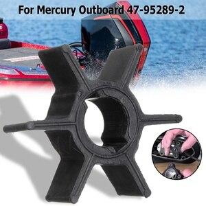 47-952892 wirnik pompy do wody dla Mercury 2.2-3.3HP silnik zaburtowy wymiana 6 ostrza gumowe czarne akcesoria średnica 43mm