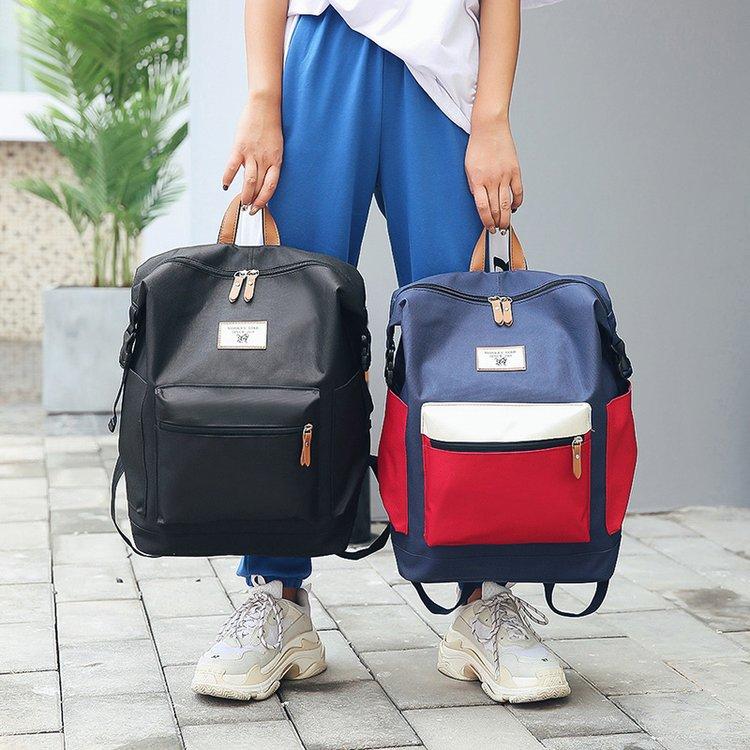 Fashion Backpack New Women Backpack Female Shoulder Bag Teenager Girl Mochila Backpack Female Bagpack Pack Design 2019 #4