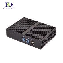 Горячие M одел Intel Celeron 3205U HDMI VGA, LAN, USB3.0 300 м WI-FI мини Co M puter Desktop неттоп