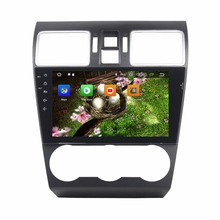 KLYDE 9″2 Din 8 Core Android 8.0 For SUBARU WRX 2016-2017 Car Multimedia Player Radio Stereo 1024*600 Audio Without DVD