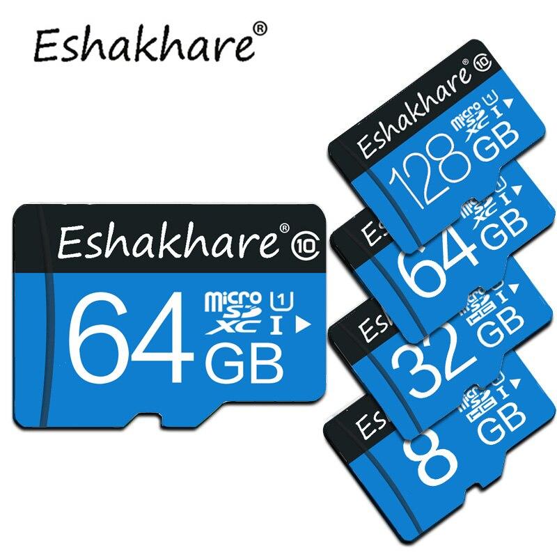 цена на New Memory card Micro SD card class10 8GB 16GB 32GB 64GB 128GB TF card Microsd Pen drive Flash usb memory disk for smart phone