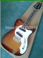 8 Strings Morgan Monroe T Style Electric Mandolin Solid Body MMT 1E sunburst Electric Guitar