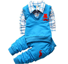 Boy Clothing Tracksuit Set
