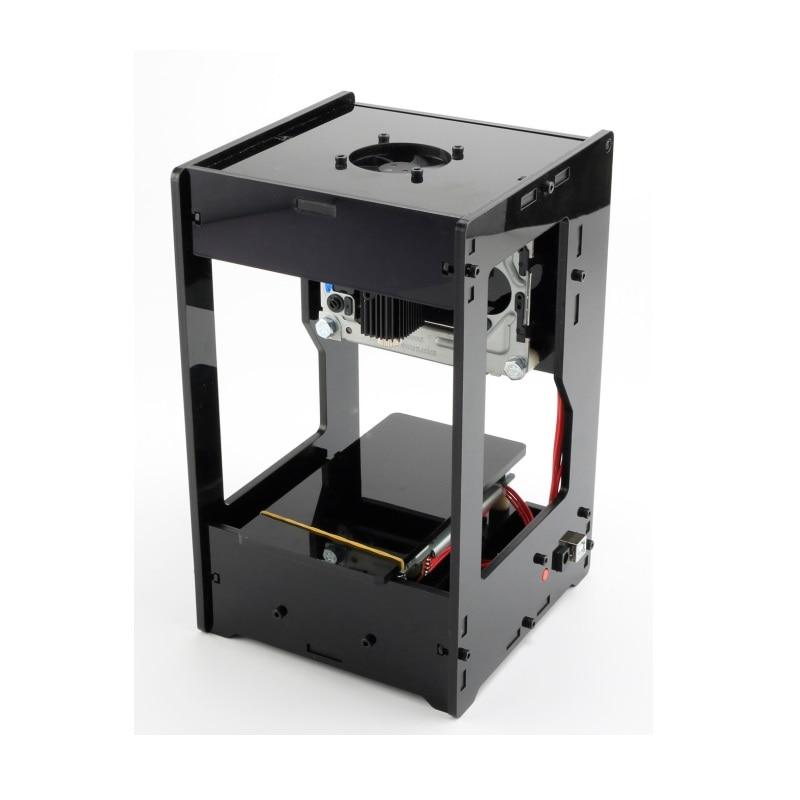 Assembled 1000mw LYbot mini laser engraving machine label mark machine
