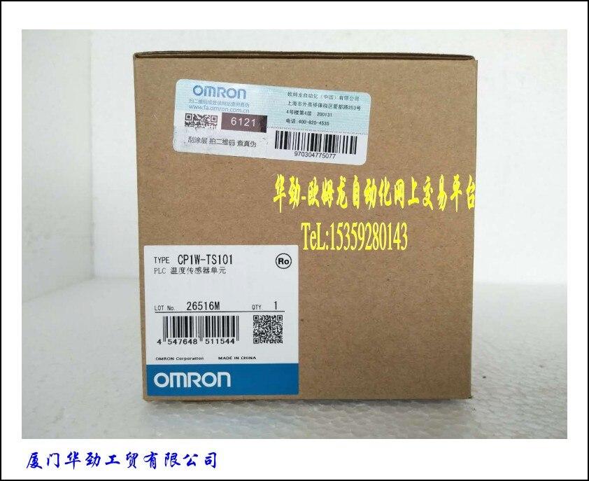 CP1W-TS101   Temperature Sensor Unit Original Brand New Stock