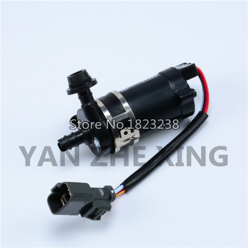 Headlamp washer pump motor assy oem 76806 snb s01 for Car wash motor pump