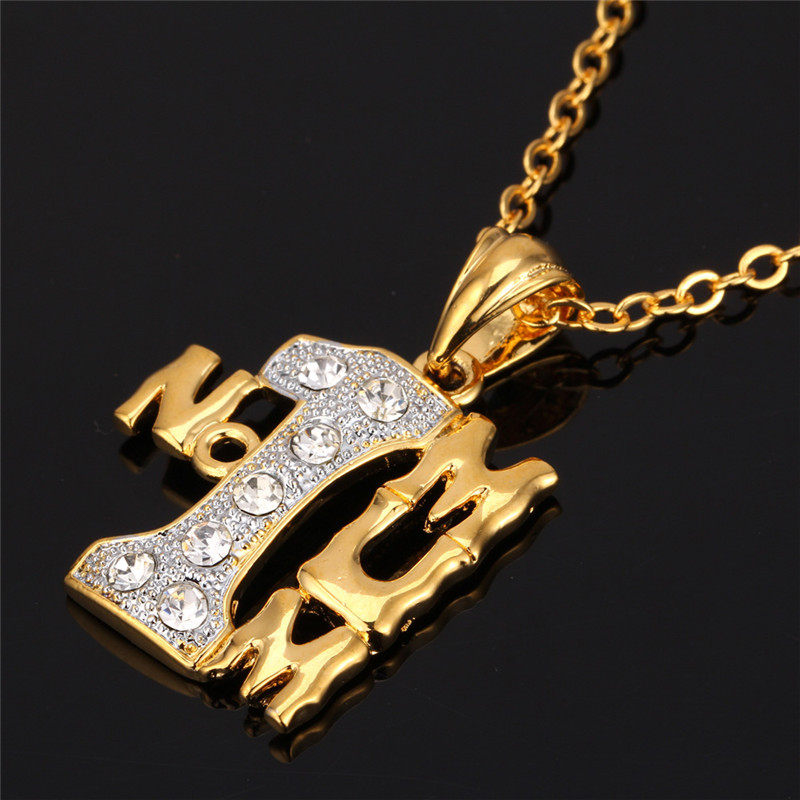 U7 mothers gift for mum gold plated rhinestone mum no1 necklaces u7 mothers gift for mum gold plated rhinestone mum no1 necklaces pendants women jewelry love p540 aloadofball Image collections