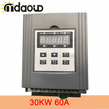 380V three phase 30KW/ 60A soft starter for three phase AC asynchronous motor squirrel cage motor