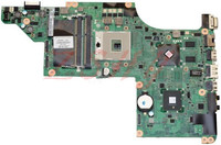 Для hp DV7 DV7 4000 материнская плата для ноутбука 630984 001 DDR3 Бесплатная доставка 100% тест нормально