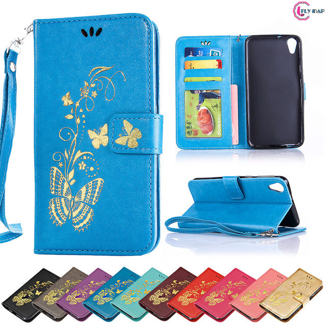 size 40 dd5c9 fa786 Flip Case for HTC Desire 820 820X 820TS 820n Butterfly Case Wallet photo  frame Phone Leather Cover for HTC Desire 820g plus Capa-in Flip Cases from  ...