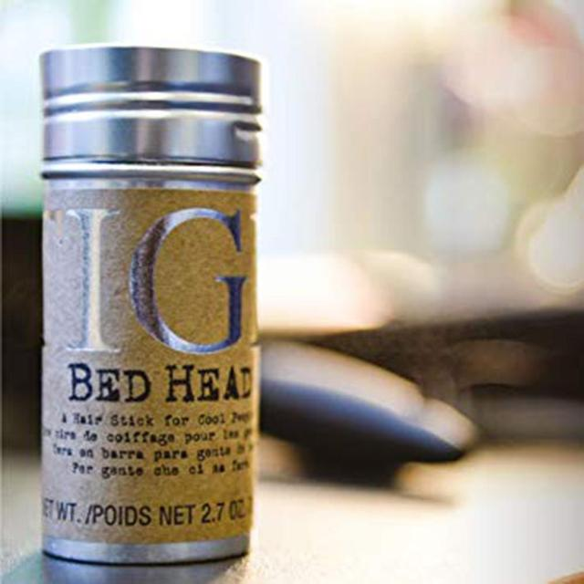 HOT SALE 75g Broken Hair Finishing Wax Stick Shaping Cream Fixing Bangs Hairstyle Tool