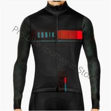 de9e5d94b GOBIK Cycling Jersey Long Sleeve Clothing Bike Wear Clothes Bicycle Cycling  Clothing Maillot Ropa Ciclismo Bicicleta