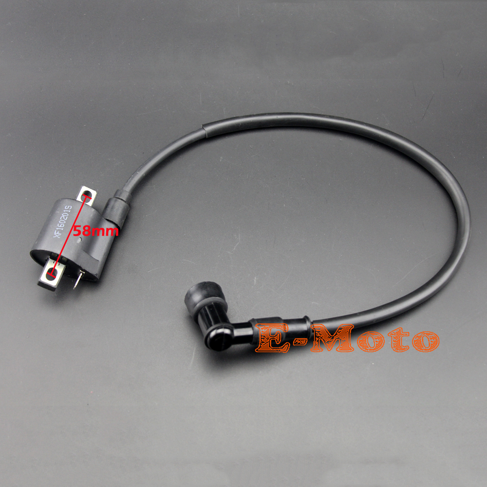 Wiring Loom Harness Key Switch Cdi Ignition Coil D8ea Spark Plug For Electric Start Dirt Pit Bike 150cc 200cc 250cc Quad Atv 1 2 3 4 15