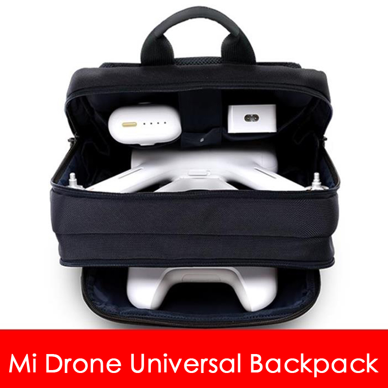 ФОТО XIAOMI Mi Drone Professional universal Backpack Portable package Travel Backpack Quadcopter 2017 new