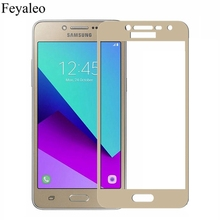 Full Cover Tempered Glass For Samsung Galaxy J2 Prime Screen Protector Glass For Samsung J2 Prime SM-G532F G532 Protective Film защитное стекло для samsung galaxy j2 prime sm g532f gecko на весь экран с белой рамкой