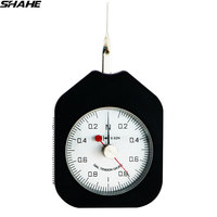 shahe 1N Dial Tension Gauge Force Meter Double Pointer ATN 1 2|Force Measuring Instruments| |  -