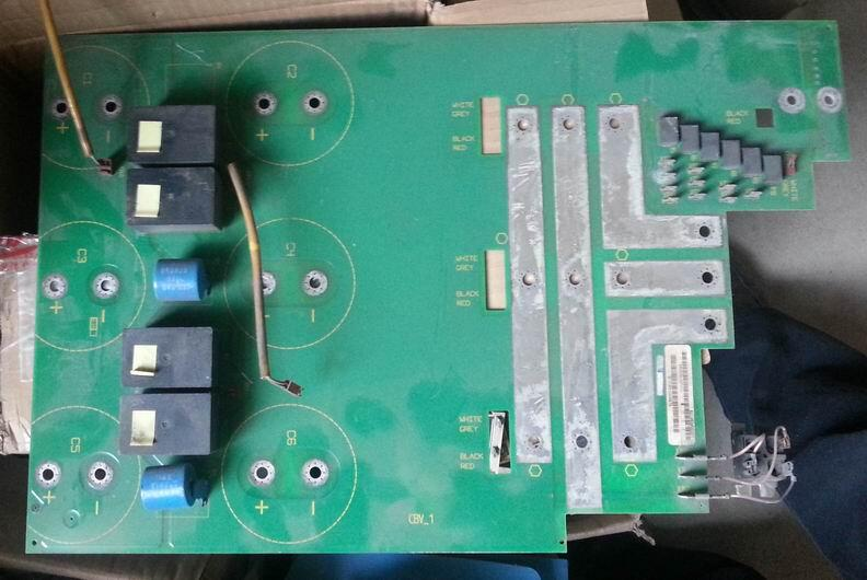 Inverter series 440 45/55/75 kw charging relay board A5E00677647 power board 30 kw inverter power driven plate placed board ypct31521 1a and etc617143