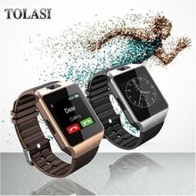 DZ09 u8 font b Smart b font Watch Digital Wrist with Men Bluetooth Electronics SIM Card