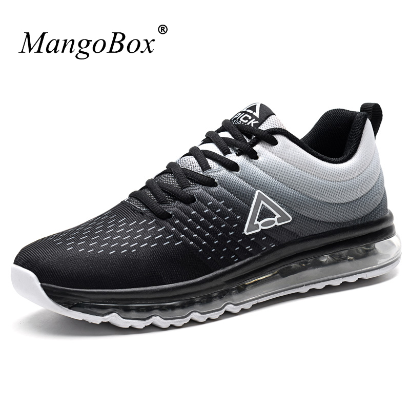 Sport Shoes Man Sneakers 2018 Walking Shoes Cushioning Running Trainers for Men Air Designer Sneakers Male