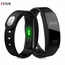 Bluetooth Smart Bracelet Heart Rate Monitor Blood Pressure Watch Fitness Tracker Waterproof Pulsera Inteligente For Phone