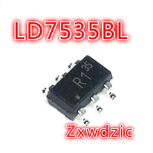 5PCS LD7535BL SOT23-6 LD7535B SOT LD7535 SOT23 SMD New Original 1000pcs bc817 25 sot23 817 25 sot smd 6b new transistor free shipping