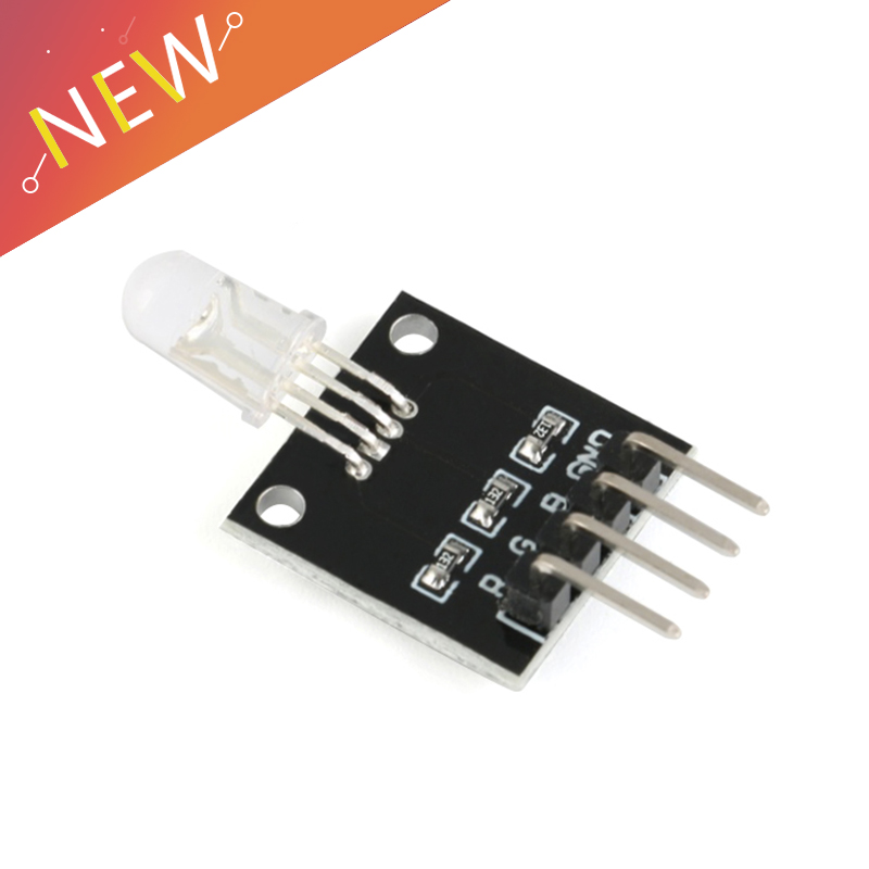 Tools Smart Electronics 4pin Keyes Ky-016 Rgb Module Three Colors 3 Color Rgb Led Sensor Module For Arduino Diy Starter Kit Ky016 2019 Latest Style Online Sale 50%