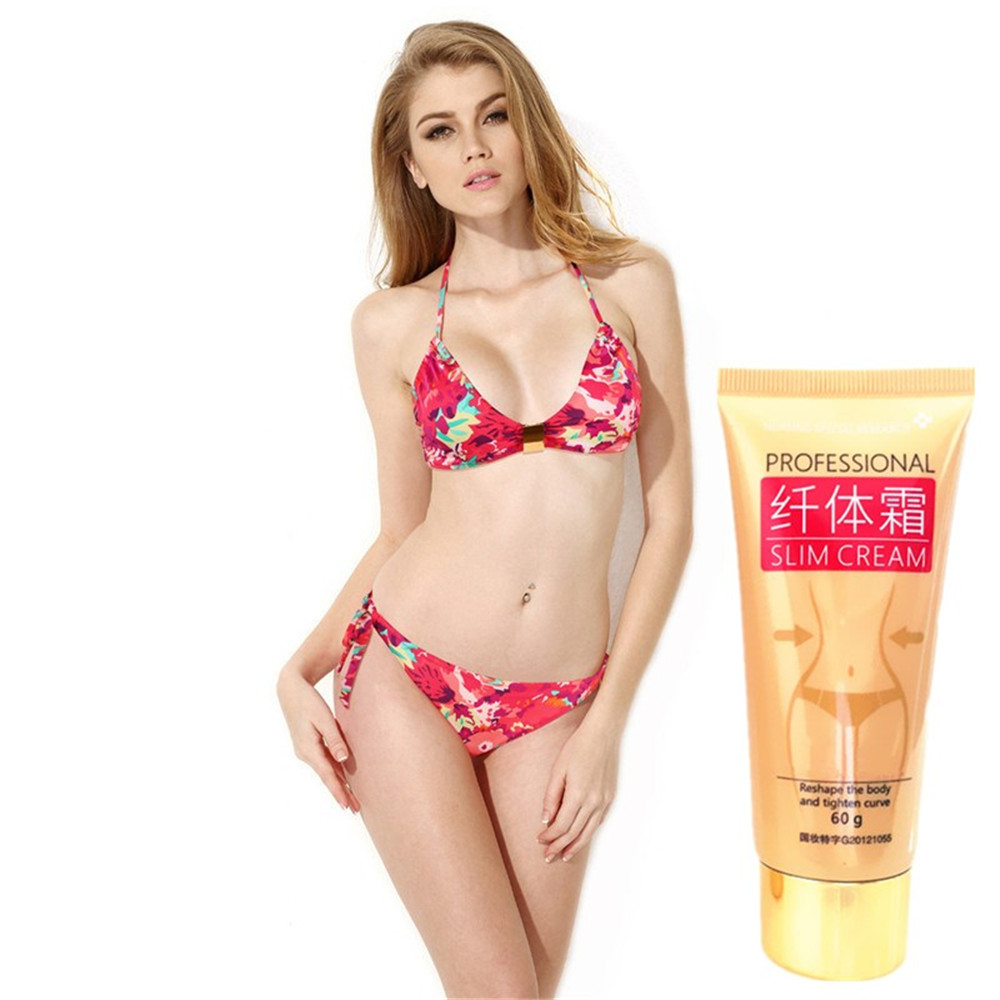 The best means for slimming 60g Hot Ginger Weight Loss body cream for burning fat fast lose weight Loss Creams for slimming