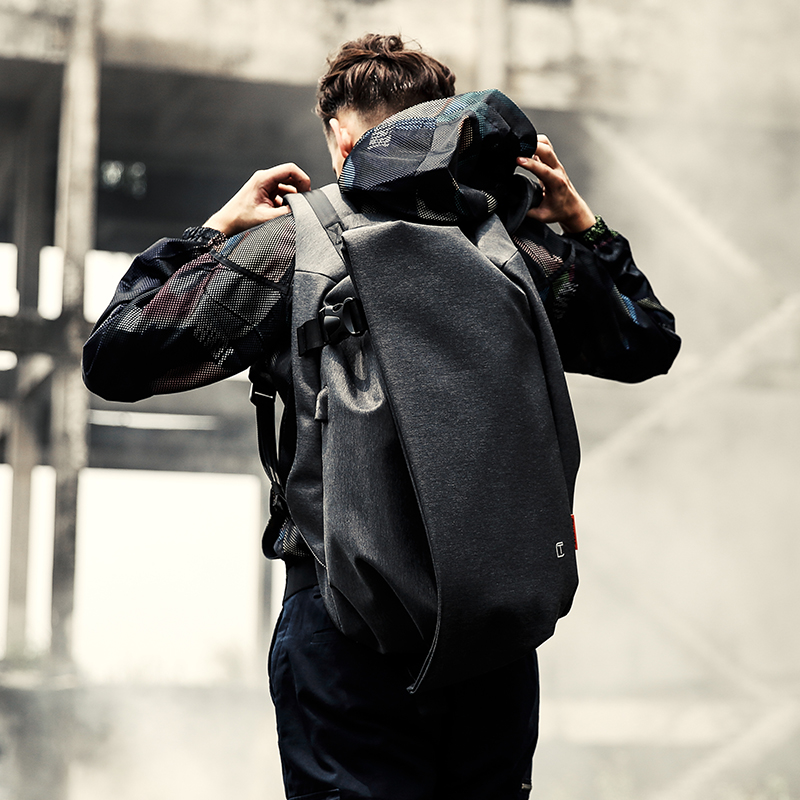 54ecaf7a8 KAKA Fashion Men Backpack for Laptop 15.6