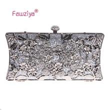 Fawziya transparent tasche clutch taschen für mädchen handtaschen großhandel geldbörsen