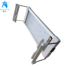 hot deal buy 30-50cm aquarium led lighting fish tank light lamp with extendable brackets colorful led light for aquarium lighting