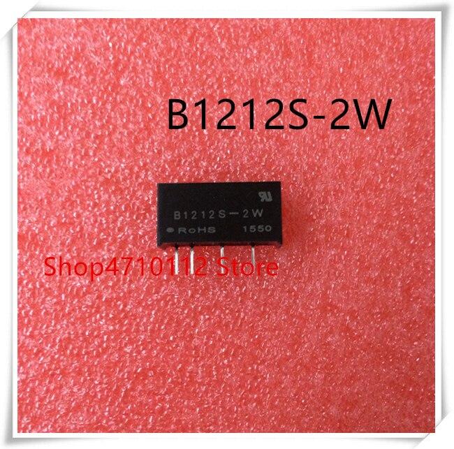 NEW 10PCS/LOT B1212S-2W B1212S 2W DC-DC Power Module 12-12V