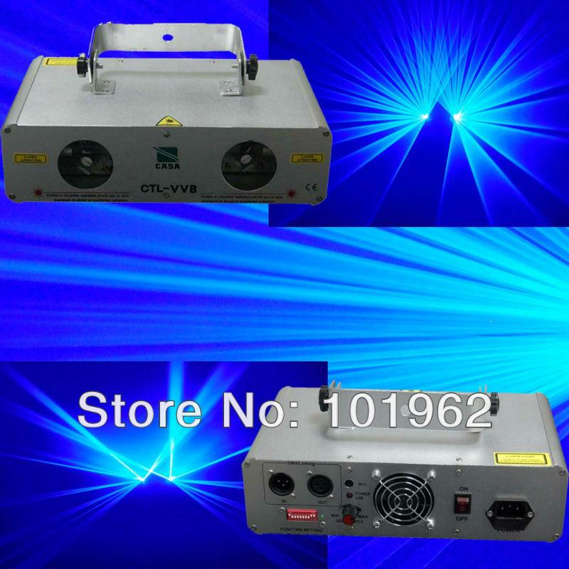wholesale 1500mw double blue dmx laser dj light moving head laser stage lighting aurora double drive 1500