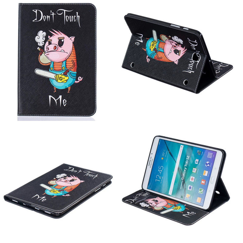 BF Tab S2 8.0 Stand PU Leather Case For Samsung Galaxy Tab S2 8.0 T710 T715 T713 T719C Tablet Cover Case With Card Slot
