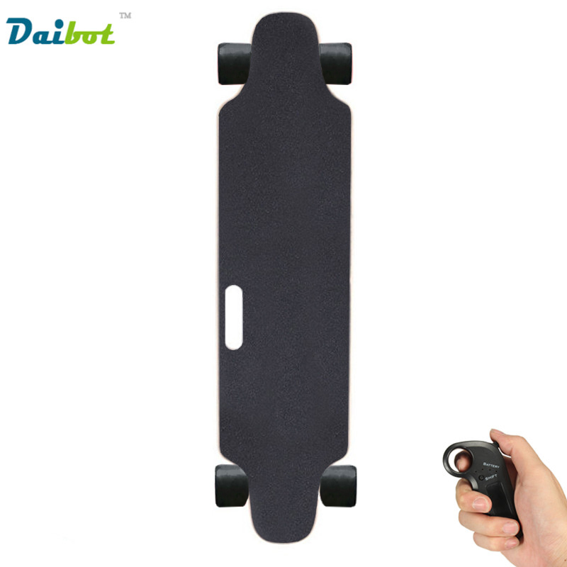 USA Germany Stock New 4 Wheel Adults Electric Skateboard 300W with Handle Bluetooth Control Hoverboard Longboard Kick Scooters