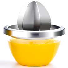 New Stainless Steel Lemon Squeezer Handle Orange Juicer Fruit Juice Reamer Juicer Squeezer Tools Kitchen Gadgets цена и фото
